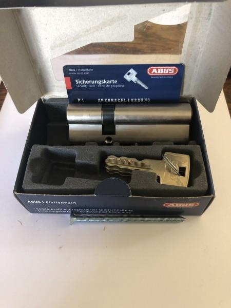 ABUS WavyLine Pro Doppelzylinder 30/60mm mit 3 Schlüssel SALE