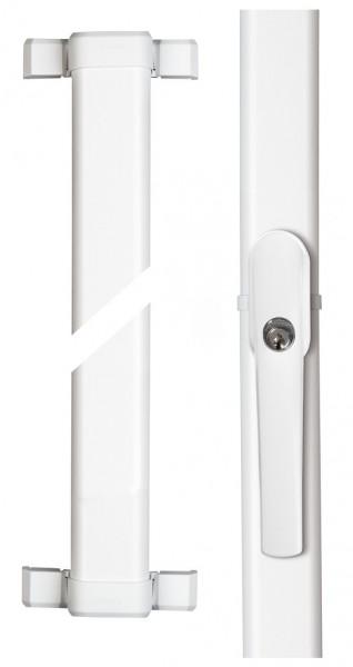 ABUS FOS550 Fenster-Stangenschloss mit Stangenset DIN 18104-1 geprüft|VdS anerkannt|