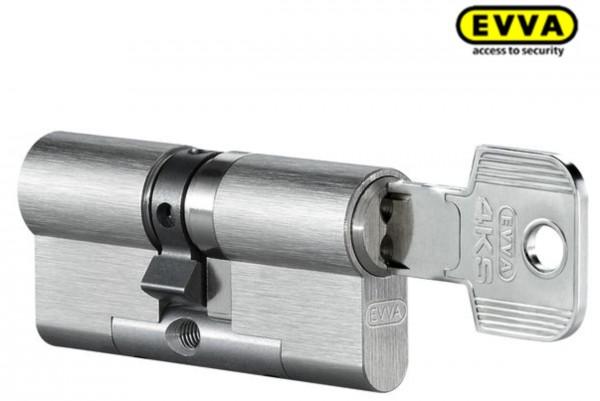 EVVA 4KS Doppelzylinder nach STF Code 122DW