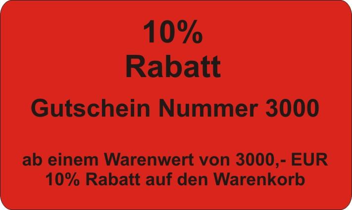 Gutschein-3000