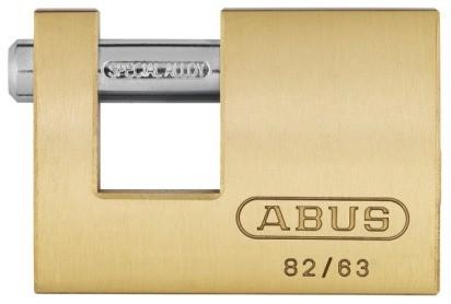 ABUS Monoblock Vorhangschloss 82/63