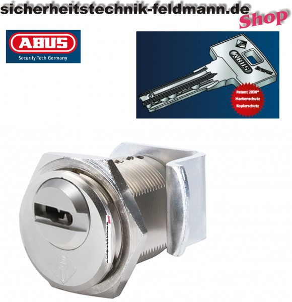ABUS Bravus1000 Hebelzylinder für Briefkästen D=24mm