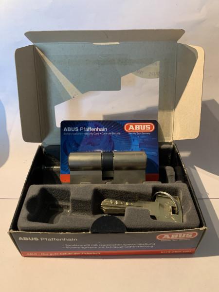 ABUS WavyLine Doppelzylinder 30/30 mit 3 Schlüssel mit N+G #SALE 43