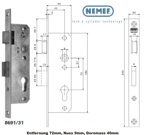 NEMEF 8691/31