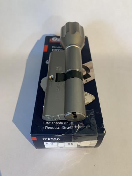 ABUS ECK550 Z35/K35mm mit 6 Schlüssel, #SALE 287