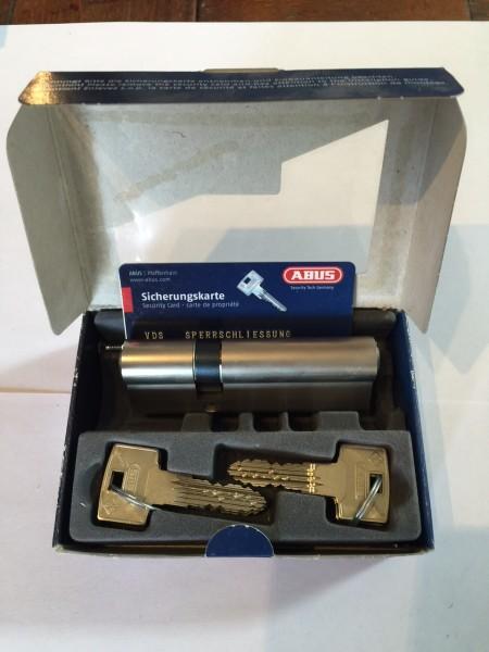 ABUS Integral J6, Länge 30/60mm, VdSB geprüft mit Not-und Gefahrenfunktion und 5 Schlüssel SALE