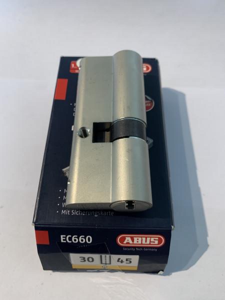 ABUS EC660 30/45mm mit 5 Schlüssel, #SALE 118