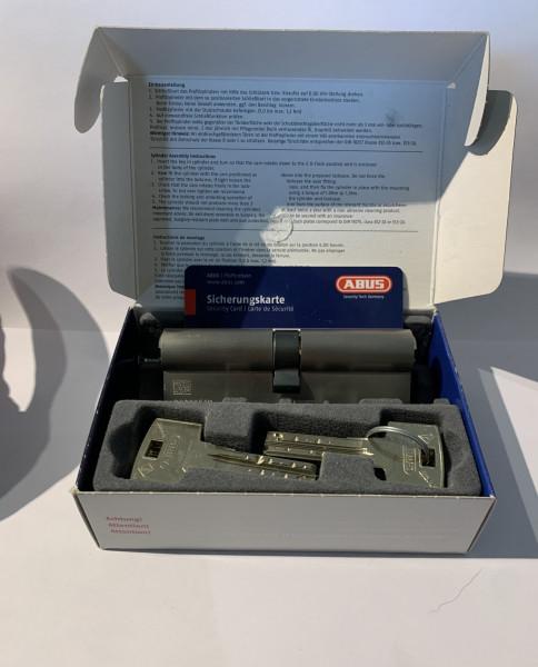ABUS Bravus2000 40/50mm mit N+G mit 6 Schlüssel #SALE 132
