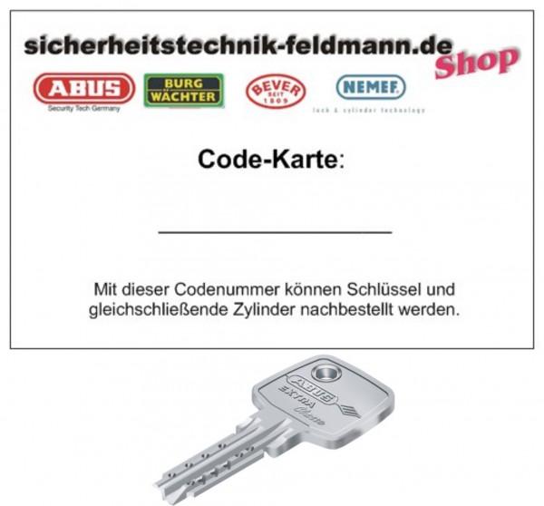 EC750 Nachschlüssel nach STF Codenummer hergestellt