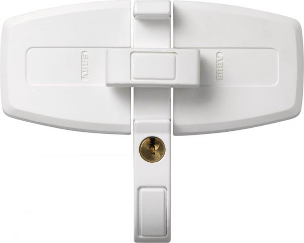 ABUS DFS 95 Zusatzschloss für Doppelflügel-Fenster DIN 18104-1 geprüft|VdS anerkannt|