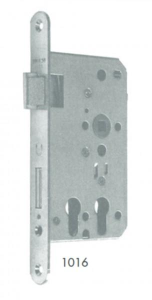 1016P Dornmaße 32/65mm Doppel-PZ-Schloss