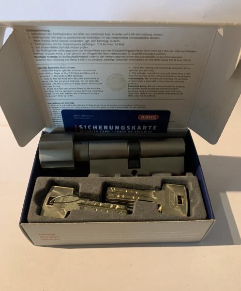 ABUS Bravus4000 40/35mm mit BS06 mit 6 Schlüssel #SALE 138