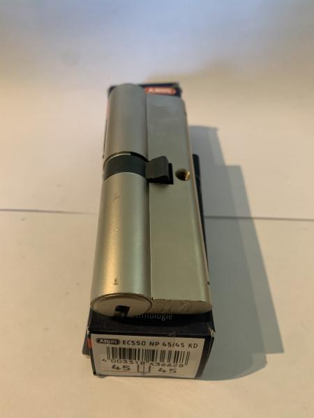 ABUS EC550 45/45mm mit 8 Schlüssel, #SALE 85