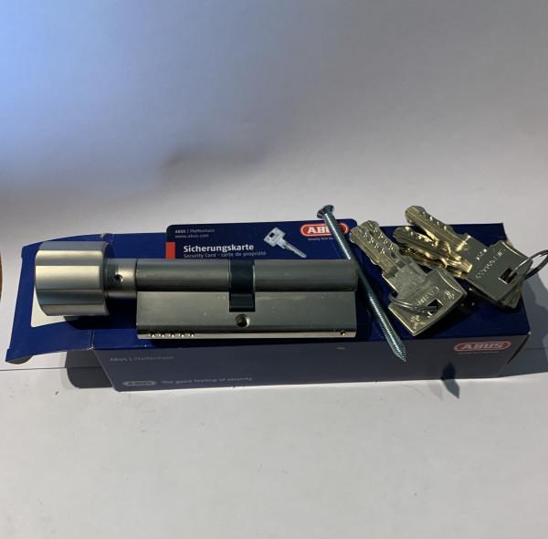 ABUS WavyLine Pro Knaufzylinder 45/K40mm mit 5 Schlüssel mit erh. Bohrschutz #SALE 44