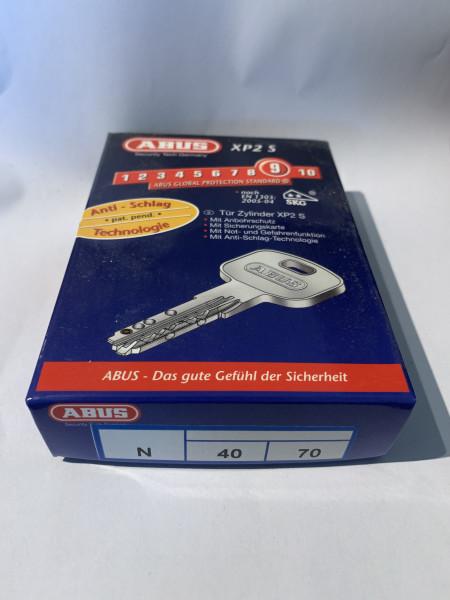 ABUS XP2S 40/70mm mit 3 Schlüssel, Einzelschließend #SALE 16