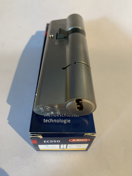ABUS EC550 30/65mm mit 6 Schlüssel, #SALE 161