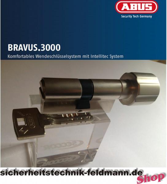 ABUS Bravus3000 Knaufzylinder
