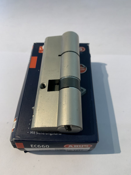 ABUS EC660 30/55mm mit 5 Schlüssel, #SALE 119